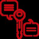 icono keyword