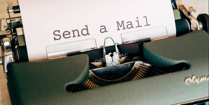 register newsletter